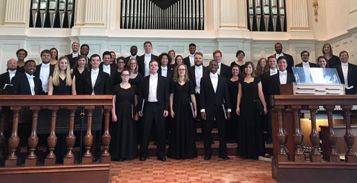 University of Alabama Singers